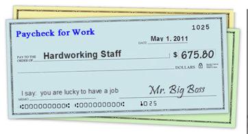 paycheckforwork