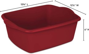 Red Pans